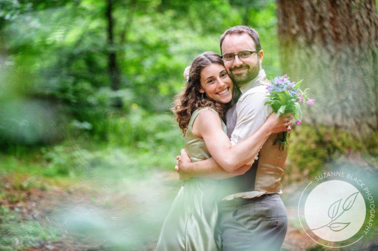 Scottish Elopement Photography – Sarah and Gabriel