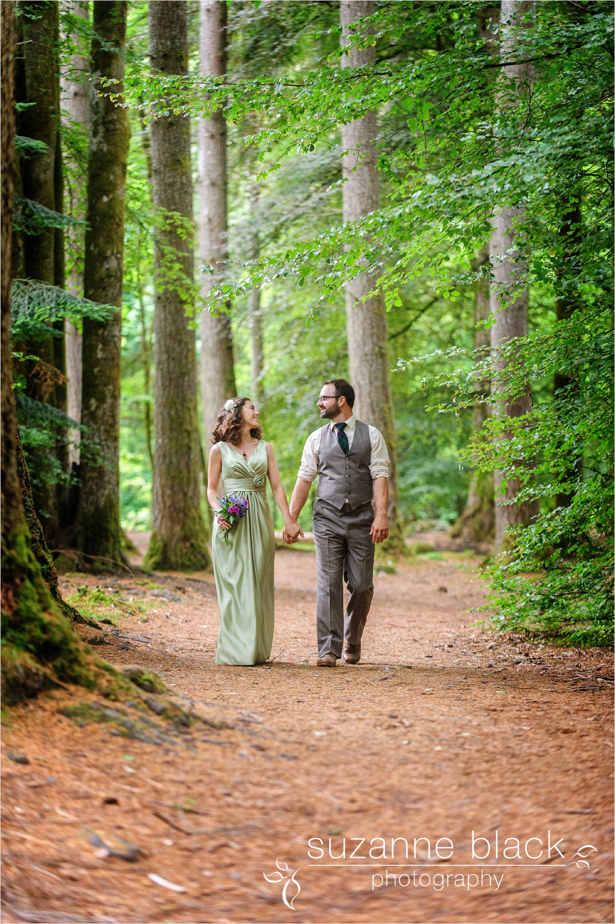 Scottish Elopement Photography