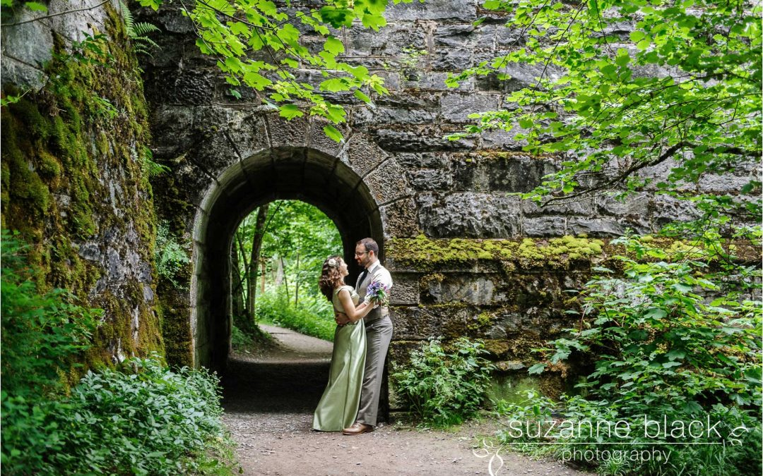 Scottish Elopement Photography – Sarah and Gabriel