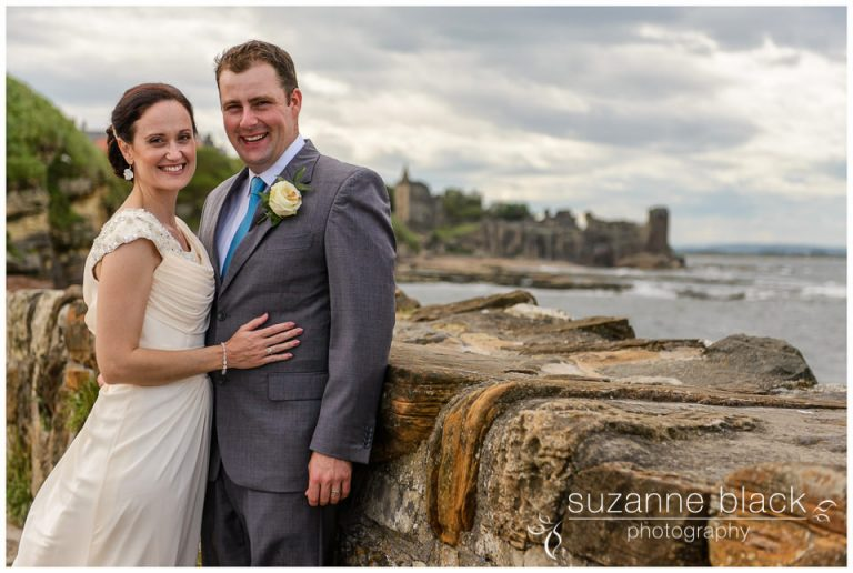 St Andrews elopement photography – Tim and Catherine