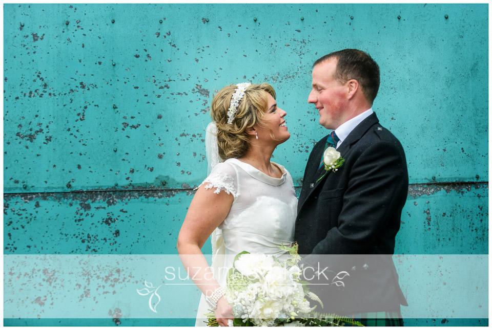 Perthshire Wedding Photography – Ian and Joanna
