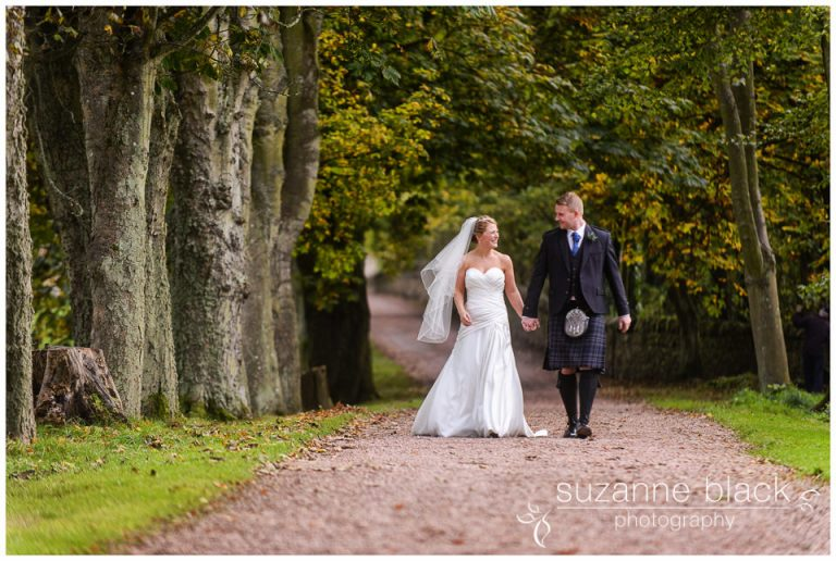Kinkell Byre Wedding Photography – Fiona and Craig