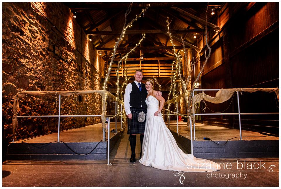 Kinkell Byre Wedding Photography – Fiona and Craig