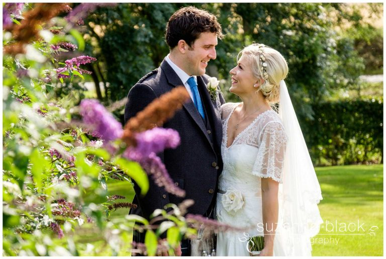 Scottish Marquee wedding photography – Kirsty and Mike