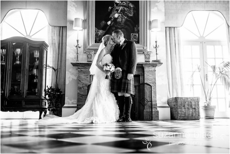 Forrester Park Wedding Photography – Adelle and Stuart