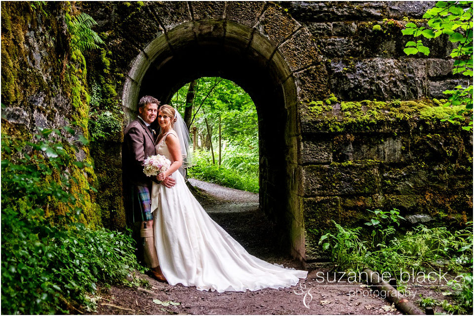 Perthshire Wedding Photography – Steve and Gemma