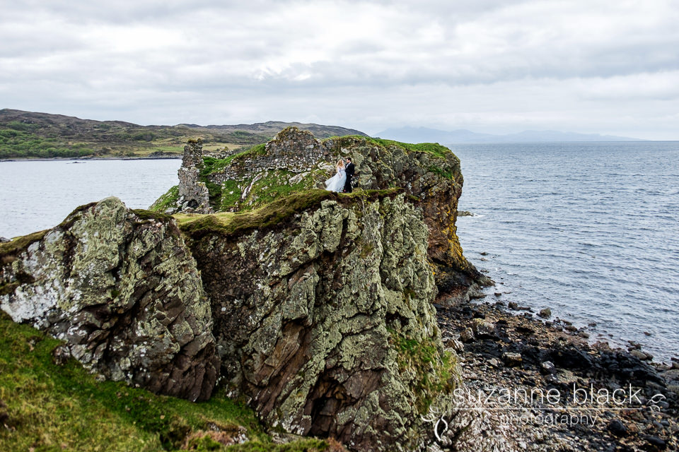 Scottish Elopement Photographer – Kate and Tom's Skye Wedding