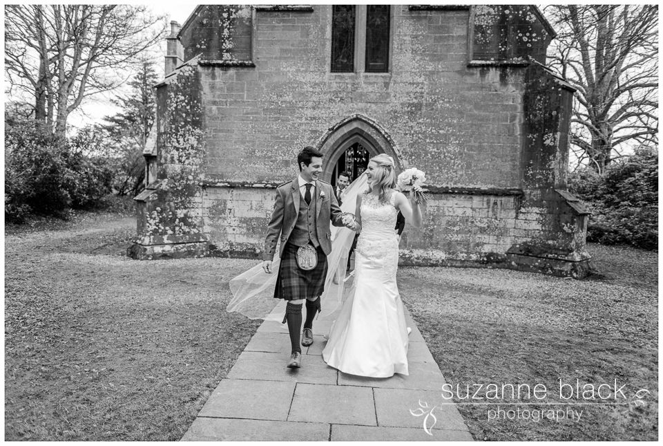 Fasque House Wedding Photography – Graham and Lynsey
