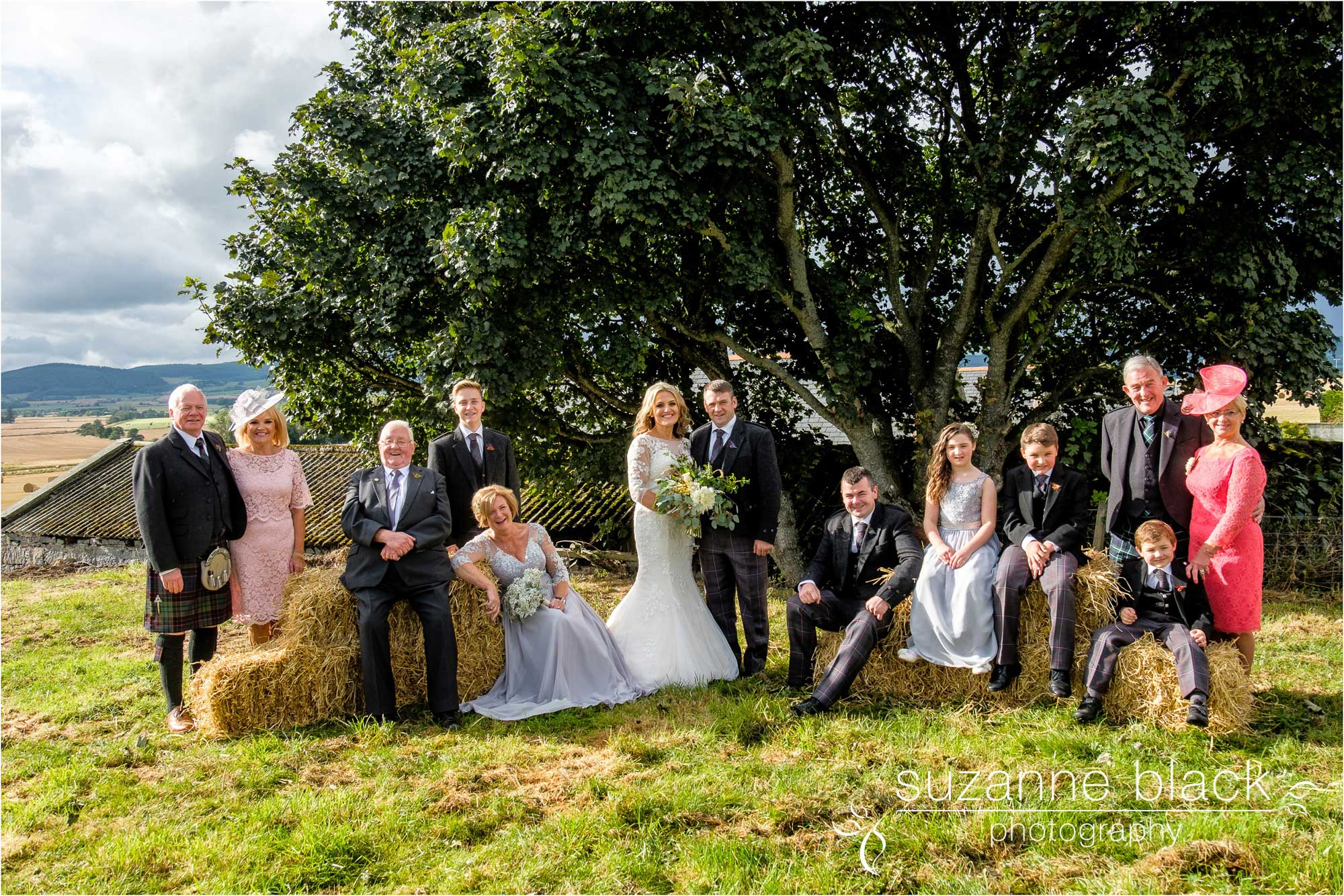 Aberdeen Wedding Photography by Suzanne Black Photography