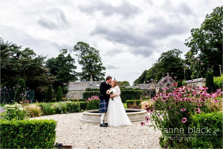 Carlowrie Castle Wedding Photography – Laura and Matthew