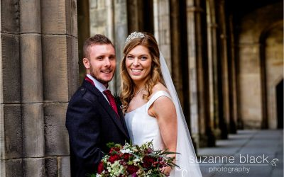Ruffletts Hotel Wedding Photography – Catriona and Dan