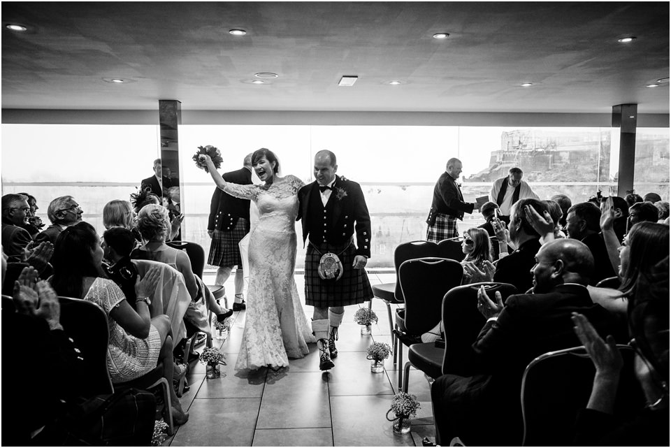 Greyfriars Kirk Wedding Photography – Scott and Katie