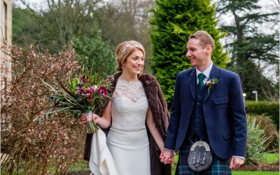 Balbirnie House Wedding Photography – Kevin and Fiona