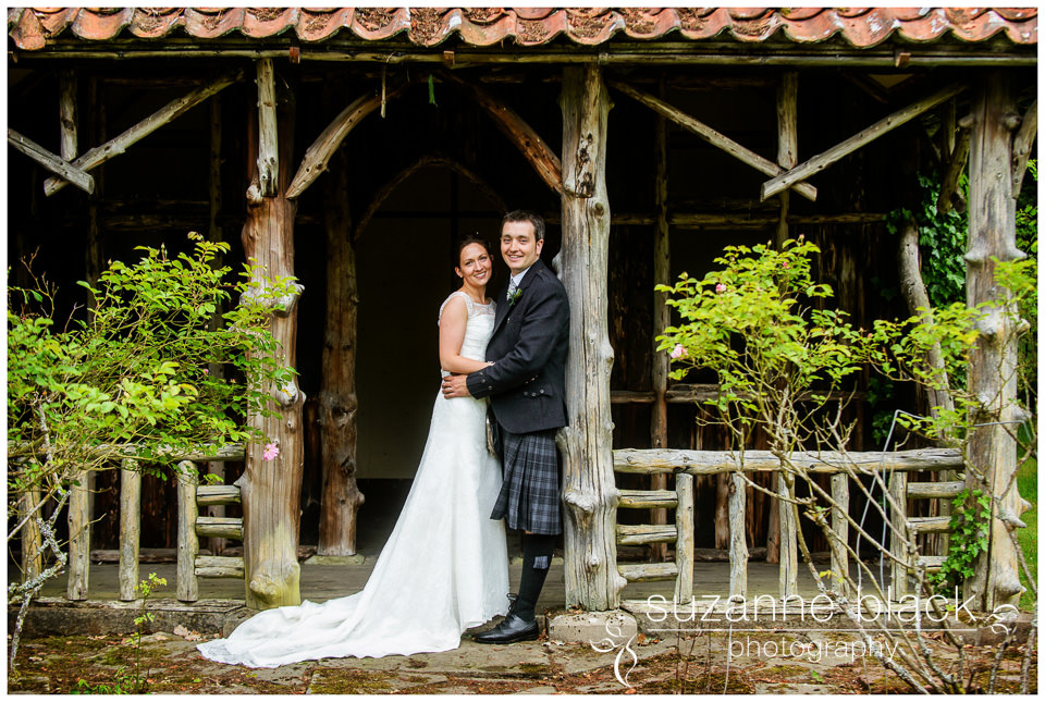 Errol park wedding photography – Kerr and Lucie