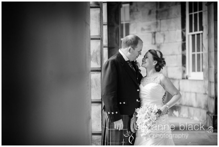 Signet Library Wedding Photography – Nicola and Andrew