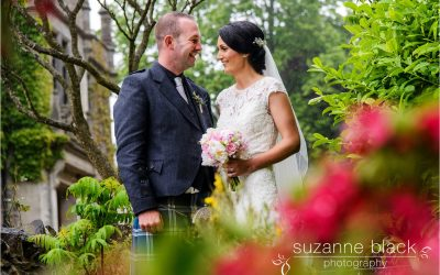 Craigsanquhar hotel wedding photography – Laura and Zander