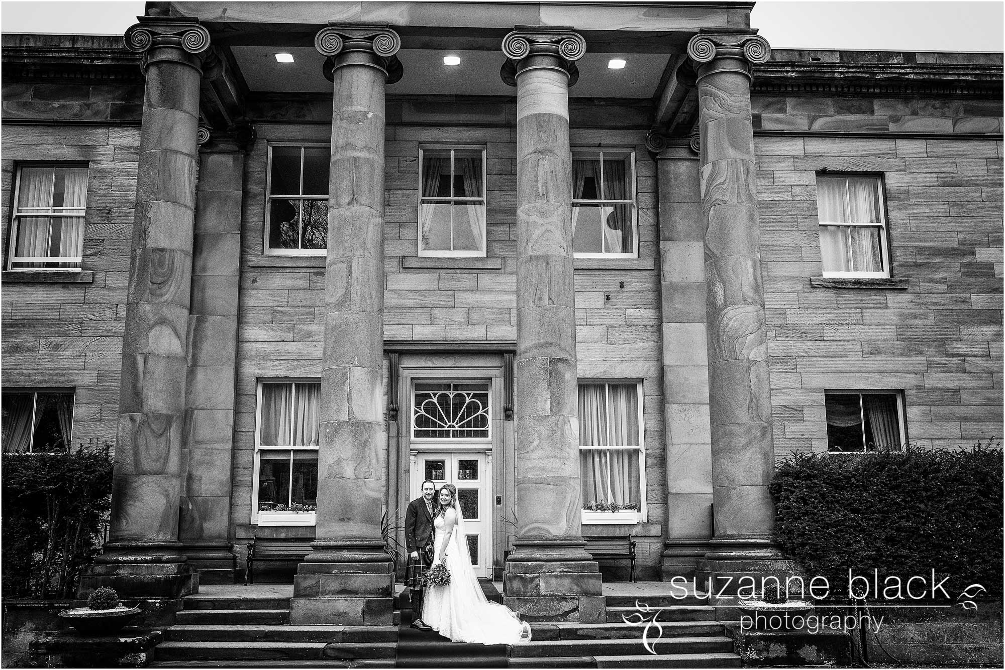 Balbirnie Hotel Wedding Photography