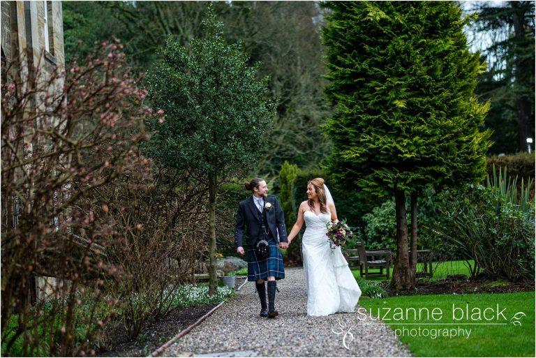 Balbirnie Hotel Wedding Photography – Chris and Megan