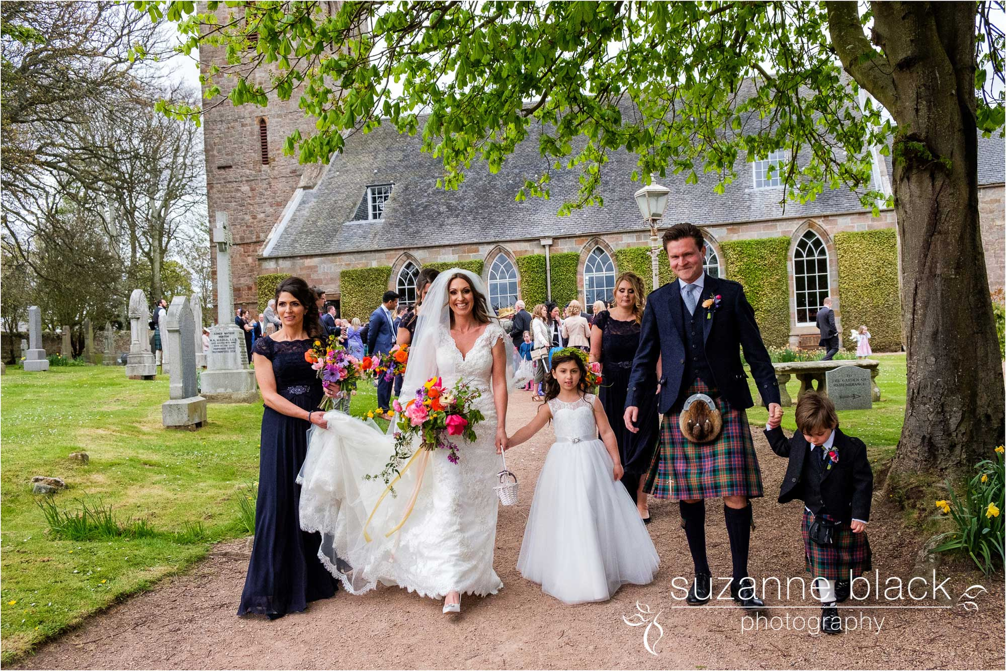 Cow SHed Crail Wedding Photography