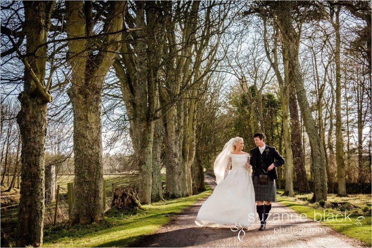 Kinkell Byre Wedding Photography – Jamie and Annie
