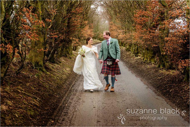 Scottish Borders Wedding Photography – Xander and Jenny